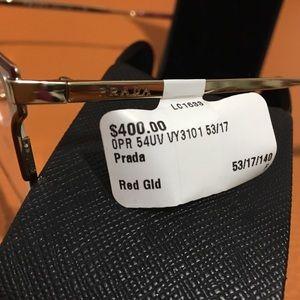 Prada New glasses $400 Authentic